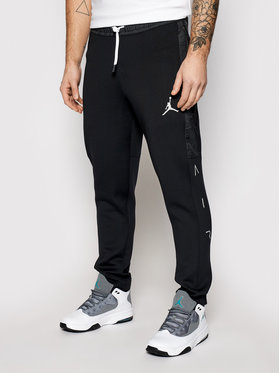 Nike Nike Teplákové nohavice Jordan Air CV3172 Čierna Standard Fit