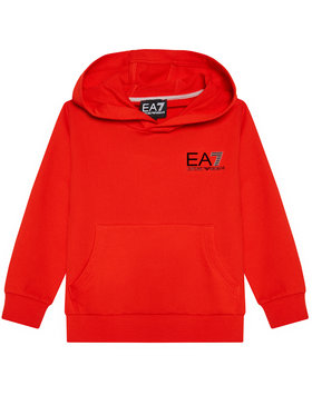 EA7 Emporio Armani EA7 Emporio Armani Sweatshirt 3KBM52 BJ05Z 1485 Rot Regular Fit