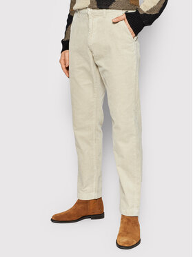 Only & Sons Only & Sons Παντελόνι υφασμάτινο Ludvig 22020408 Μπεζ Regular Fit