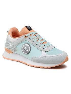 Colmar Colmar Sneakersy Travis Colors 138 Zielony