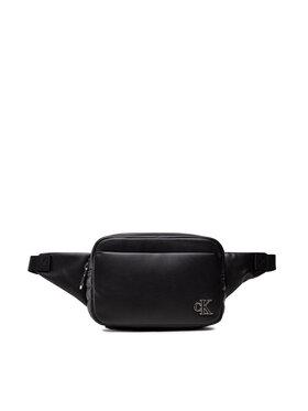 Calvin Klein Jeans Calvin Klein Jeans Чанта за кръст Soft Moto Waistbag K50K507205 Черен