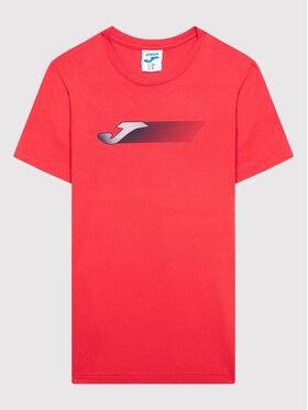 Joma Joma T-Shirt Gamma 101739A2600B Czerwony Regular Fit