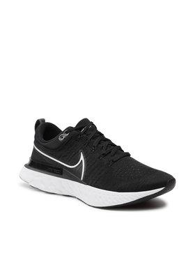 Nike Nike Topánky React Infinity Run Fk 2 CT2357 002 Čierna