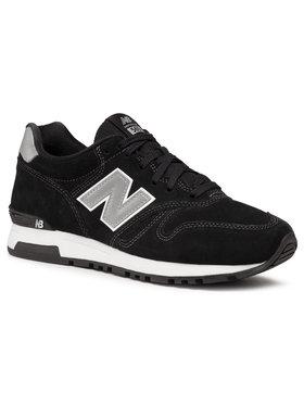 New Balance New Balance Sneakersy ML565BK Czarny