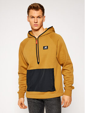 New Balance New Balance Sweatshirt Athletics Terrain NBMT03531 Braun Relaxed Fit