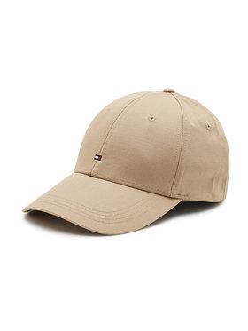 Tommy Hilfiger Tommy Hilfiger Καπέλο Jockey Bb Cap M0AM04496 Πράσινο