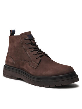 Badura Badura Зимни обувки MI08-C877-876-10 Кафяв