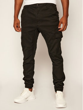 Guess Guess Joggery M0YB17 WD2D1 Czarny Regular Fit