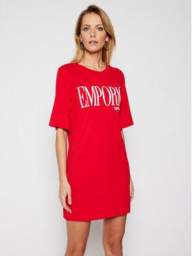 Emporio Armani Emporio Armani Ежедневна рокля 262676 1P340 33974 Червен Regular Fit
