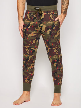 Polo Ralph Lauren Polo Ralph Lauren Pantaloni trening Printed Camo 714735005011 Colorat Regular Fit