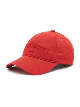 Calvin Klein Calvin Klein Baseball sapka Bb Cap K60K608210 Piros