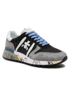 Premiata Premiata Sneakersy Lander 5196 Czarny