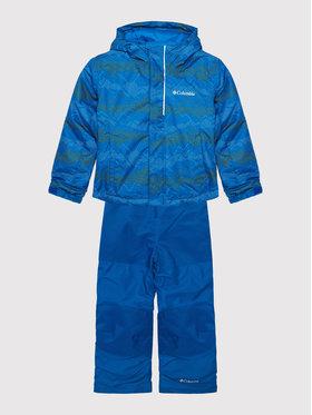 Columbia Columbia Ensemble veste et combinaison Buga™ Set 1562211 Bleu marine Regular Fit