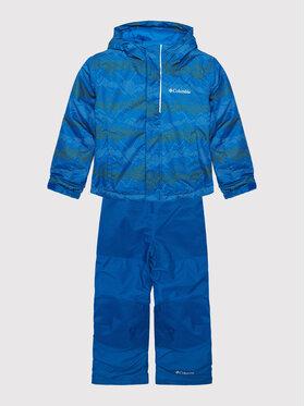 Columbia Columbia Σετ μπουφάν και ολόσωμη φόρμα Buga™ Set 1562211 Σκούρο μπλε Regular Fit