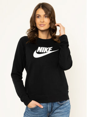 Nike Nike Mikina Sportswear Essential BV4112 Čierna Standard Fit