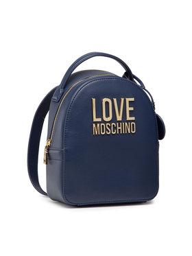 LOVE MOSCHINO LOVE MOSCHINO Plecak JC4101PP1DLJ070A Granatowy
