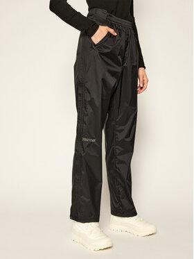 Marmot Marmot Spodnie outdoor 46720 Czarny Regular Fit