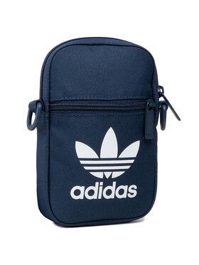 adidas adidas Geantă crossover Fest Bag Tref GQ4167 Bleumarin