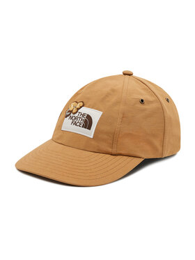 The North Face The North Face Καπέλο Jockey Berkeley 6 Panel NF0A3VW11731 Καφέ
