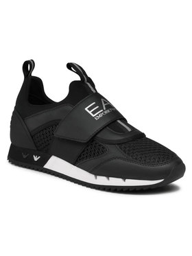 EA7 Emporio Armani EA7 Emporio Armani Sneakers X8X066 XK199 N441 Nero