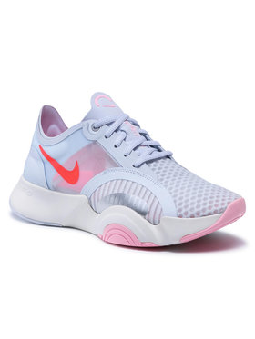 Nike Nike Boty Superrep Go CJ0860 006 Modrá