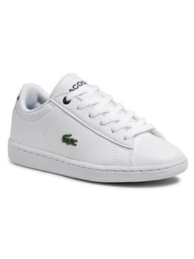 Lacoste Lacoste Sneakers Carnaby Evo Bl 1 Spc 7-33SPC1003042 Bianco