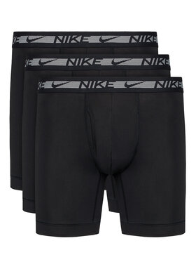Nike Nike Set 3 perechi de boxeri Flex Micro 0000KE1028 Negru