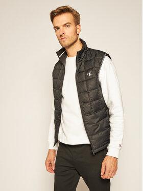 Calvin Klein Jeans Calvin Klein Jeans Елек J30J315678 Черен Regular Fit