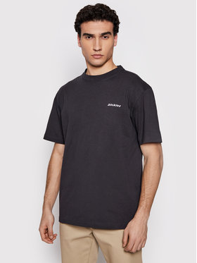 Dickies Dickies T-Shirt Ss Loretto DK0A4X9OBLK Czarny Regular Fit