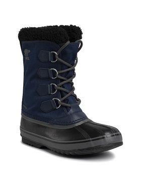 Sorel Sorel Sniego batai 1964 Pac Nylon NM3487 Tamsiai mėlyna