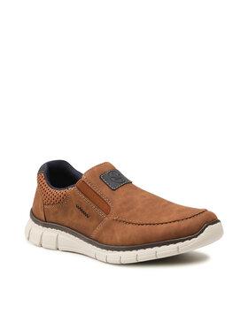 Rieker Rieker Chaussures basses B7756-24 Marron