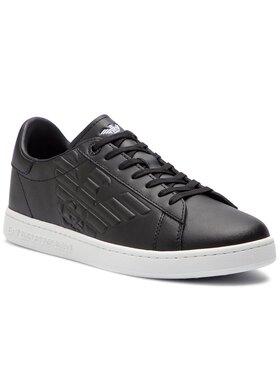 EA7 Emporio Armani EA7 Emporio Armani Sneakers Nero