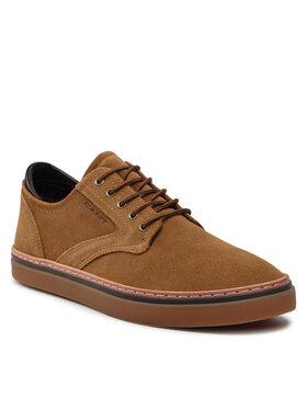 Gant Gant Sneakers aus Stoff Prepville 23633063 Braun