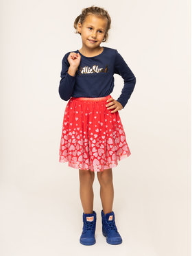 Billieblush Billieblush Блуза U15P01 Тъмносин Regular Fit