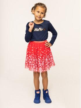 Billieblush Billieblush Bluzka U15P01 Granatowy Regular Fit