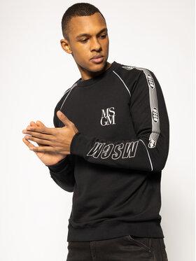 MSGM MSGM Sweatshirt 2840MM70 207099 Noir Regular Fit