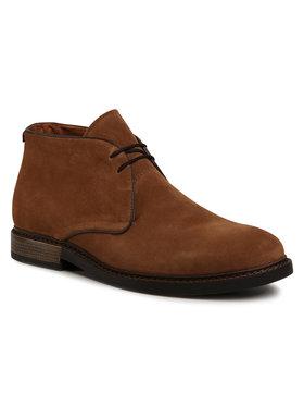 Gino Rossi Gino Rossi Обувки MI08-C641-633-07 Кафяв