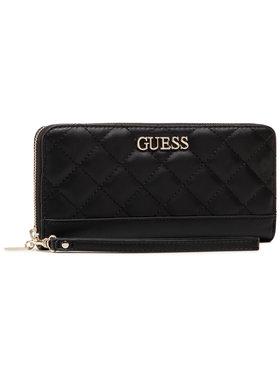 Guess Guess Nagy női pénztárca Illy (VG) Slg SWVG79 70460 Fekete