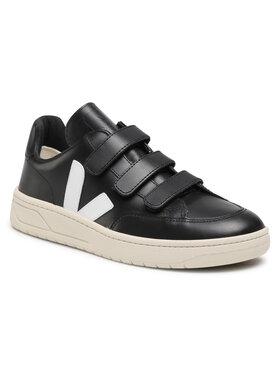 Veja Veja Sneakersy V-Lock Leather XC022324B Černá