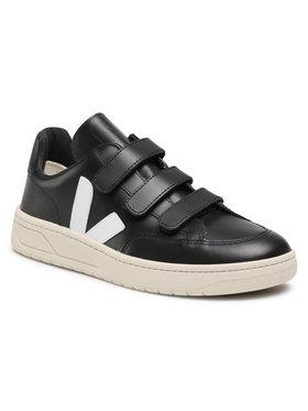 Veja Veja Sneakersy V-Lock Leather XC022324B Čierna