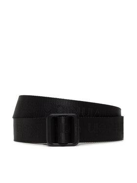 Calvin Klein Calvin Klein Pánský pásek Slider Webbing 35mm Černá