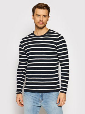 Only & Sons ONLY & SONS Sweter Moose 22016233 Granatowy Regular Fit