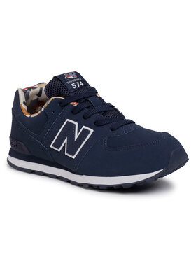 New Balance New Balance Laisvalaikio batai GC574GYZ Tamsiai mėlyna