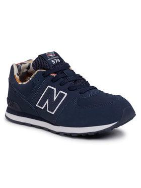 New Balance New Balance Sneakersy GC574GYZ Tmavomodrá