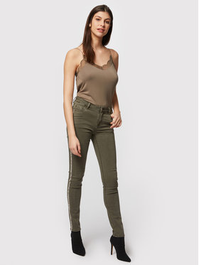 Morgan Morgan Marškinėliai 201-BEATRI.N Žalia Regular Fit