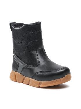 Guess Guess Μπότες FI7CAL ELE10 Μαύρο