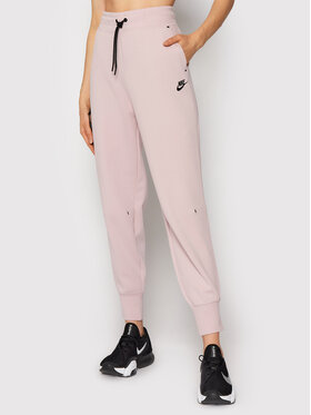 Nike Nike Teplákové kalhoty Sportswear Tech Fleece CW4292 Růžová Standard Fit