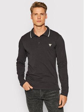 Guess Guess Polo marškinėliai M1YP36 J1311 Pilka Regular Fit