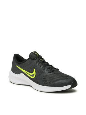 Nike Nike Topánky Downshifter 11 (GS) CZ3949 011 Sivá