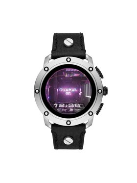 Diesel Diesel Chytré hodinky Axial DZT2014 Černá